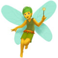 Fairy on Apple iOS 13.3