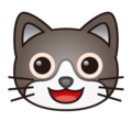 Grinning Cat on emojidex 1.0.34