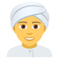 Person Wearing Turban on JoyPixels 5.0