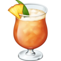 Tropical Drink on Facebook 4.0