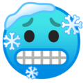 Cold Face on Google Android 10.0