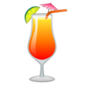 Tropical Drink on Google Android 10.0