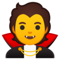 Vampire on Google Android 10.0