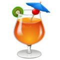 Tropical Drink on WhatsApp 2.19.352